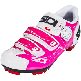Sidi Trace Shoes Women Fuxia/White